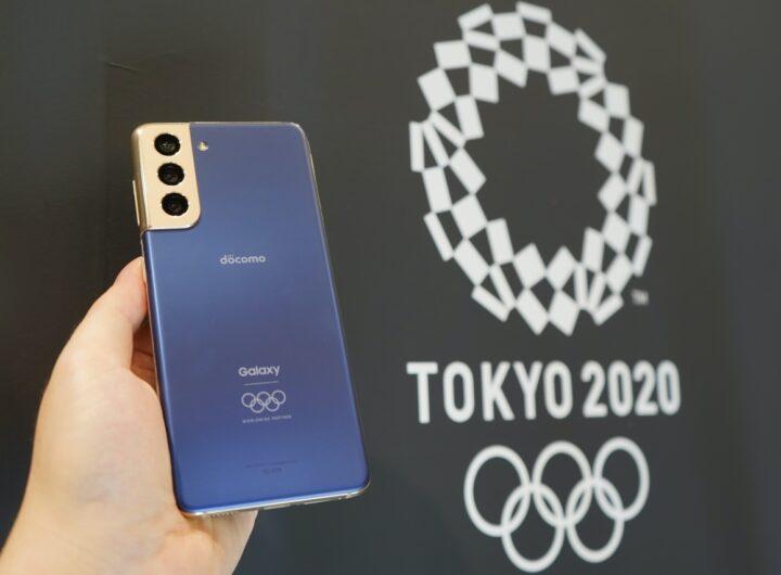 Galaxy S21 5G Olympic Games Edition sắp chào sân mùa Thế vận hội Olympic Tokyo