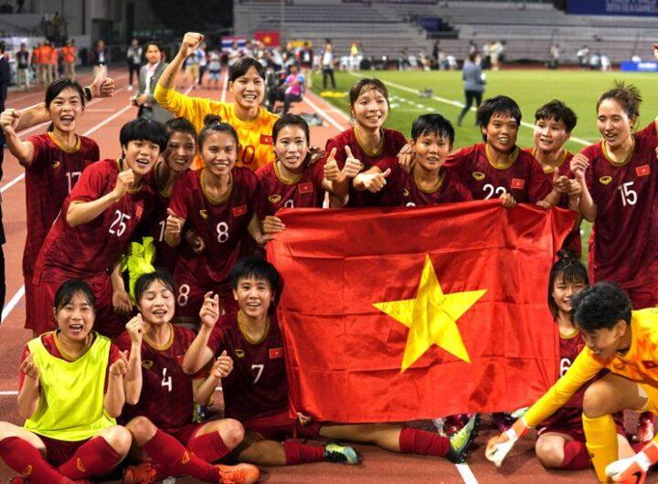đội tuyển quốc gia nữ Việt Nam