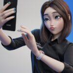 Hé lộ hình ảnh của Sam - trợ lý ảo mới của Samsung