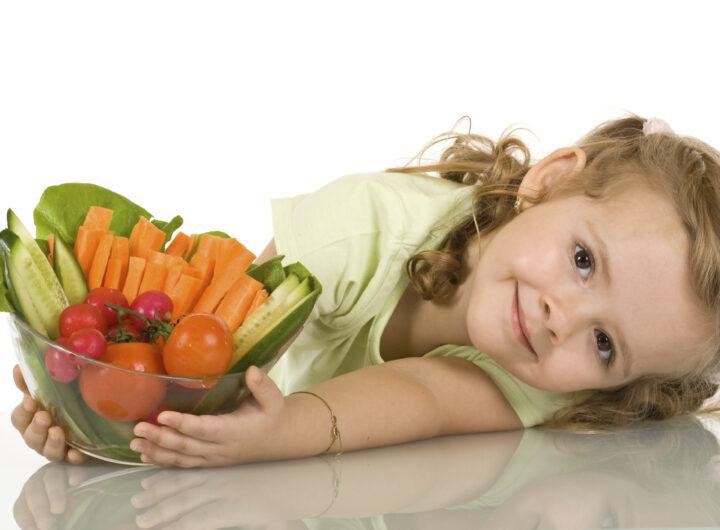 Phòng, chống thiếu Vitamin A ở trẻ em