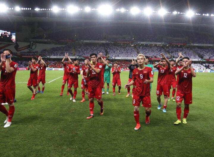 Đội hình dự kiến của Việt Nam gặp Jordan