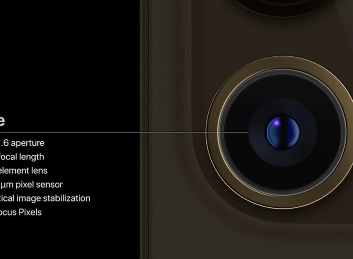 Phiên bản iPhone 13 sẽ có công nghệ dịch chuyển cảm biến