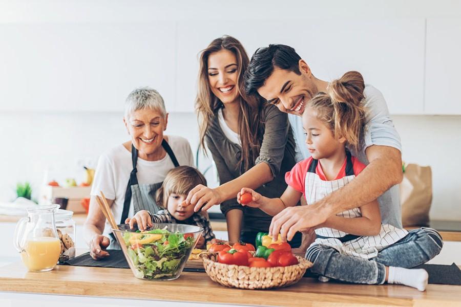 Phụ nữ hãy biến chuyện bếp núc thành sở trường của mình